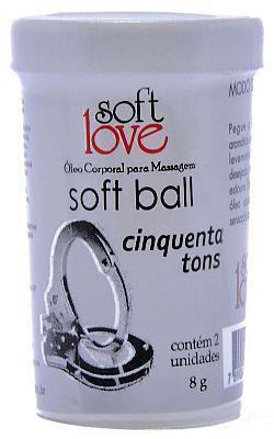 Bolinha  Soft Love - 50 Tons Liberdade