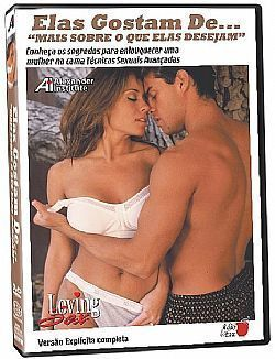 DVD Loving Sex - Elas Gostam de...
