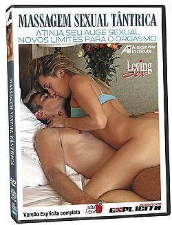 DVD Loving Sex - Massagem Sexual Tântrica