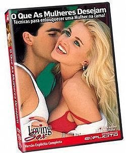 DVD Loving Sex - O que as Mulheres Desejam