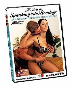 DVD Loving Sex - A Arte do Spanking e do Bandage