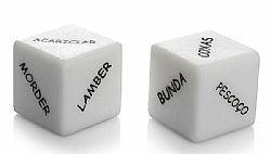 Dado Cubos do Amor - 2 und