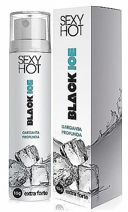 Garganta Profunda Black Ice - Sexy Hot