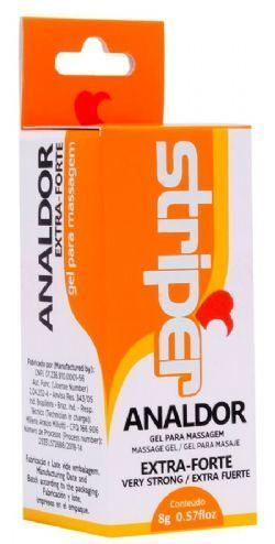 Analdor Striper(Anestésico) -  INTT