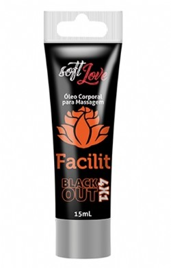 Facilit Black Soft Love - 4x1