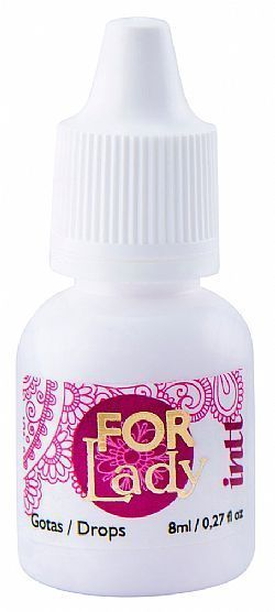 For Lady(Excitante Feminino) - Intt