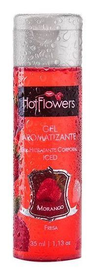 Gel Beijável Hot Flowers- Ice