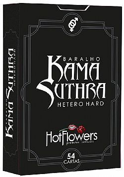Baralho Kama Suthra Hot Flowers - Hard
