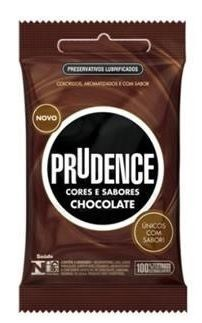 Preservativo Prudence - Chocolate