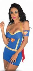 Fantasia Pimenta Sexy - Super Girl