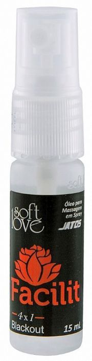 Facilit Spray 4x1 - Soft Love