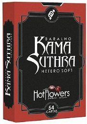 Baralho Hot Flowers - Kama Suthra Soft